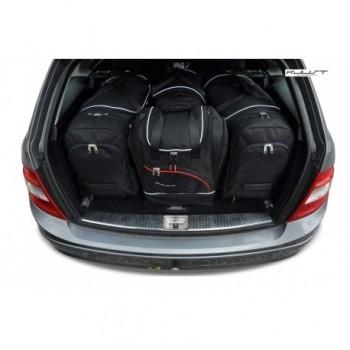 Kit valigie su misura per Mercedes Classe C S204 touring (2007 - 2014)