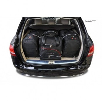 Kit valigie su misura per Mercedes Classe C S205 touring (2014 - adesso)