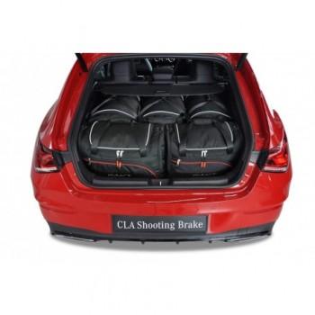 Kit valigie su misura per Mercedes CLA X118 (2019 - adesso)