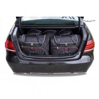 Kit valigie su misura per Mercedes Classe E W212 Restyling berlina (2013 - 2016)