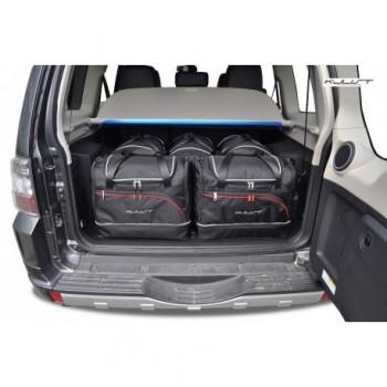 Kit valigie su misura per Mitsubishi Pajero / Montero (2006 - adesso), 5 porte