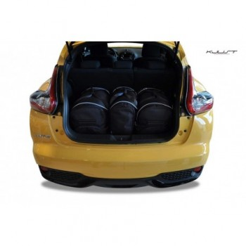 Kit valigie su misura per Nissan Juke (2010 - 2019) (2010 - 2019)