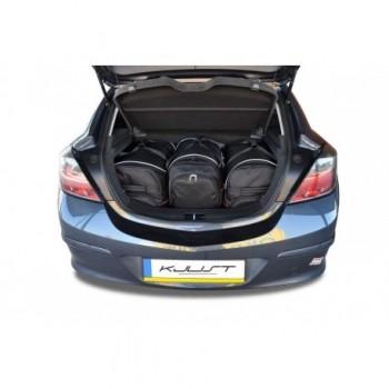 Kit valigie su misura per Opel Astra H, 3 porte (2004 - 2010)