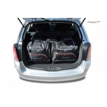 Kit valigie su misura per Opel Astra H touring (2004 - 2009)