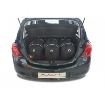 Kit valigie su misura per Opel Corsa E (2014 - 2019)