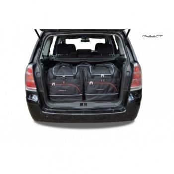 Kit valigie su misura per Opel Zafira B 5 posti (2005 - 2012)