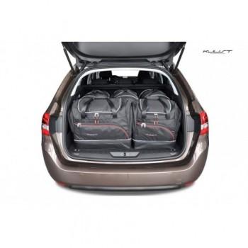 Kit valigie su misura per Peugeot 308 touring (2013 - adesso)