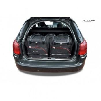 Kit valigie su misura per Peugeot 407 touring (2004 - 2011)