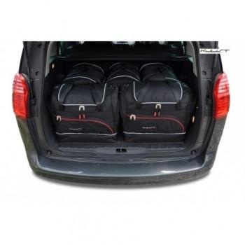Kit valigie su misura per Peugeot 5008 5 posti (2009 - 2017)