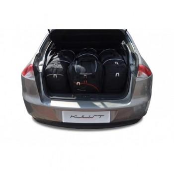 Kit valigie su misura per Renault Laguna 5 porte (2008 - 2015)
