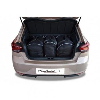 Kit valigie su misura per Seat Ibiza 6F (2017 - adesso)