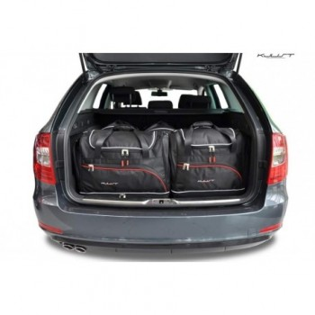 Kit valigie su misura per Skoda Superb touring (2008 - 2015)