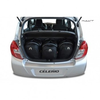 Kit valigie su misura per Suzuki Celerio
