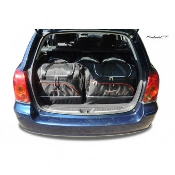 Kit valigie su misura per Toyota Avensis Touring Sports (2006 - 2009)