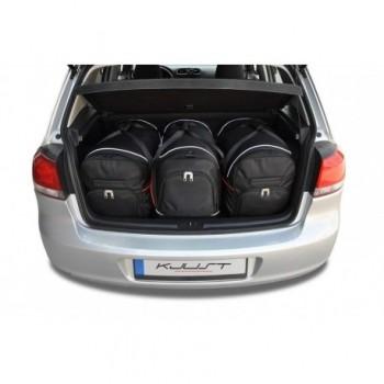 Kit valigie su misura per Volkswagen Golf 6 (2008 - 2012)