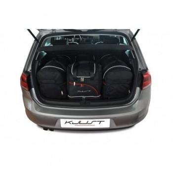 Kit valigie su misura per Volkswagen Golf 7 (2012 - adesso)