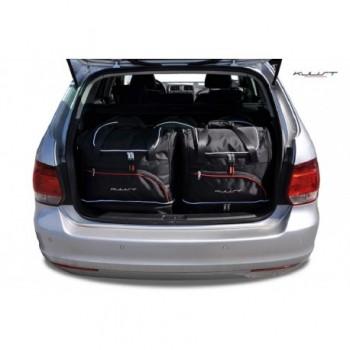 Kit valigie su misura per Volkswagen Golf 6 touring (2008 - 2012)