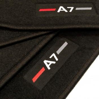 Tappetini Audi A7 (2017-adesso) S-line