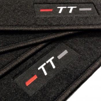 Tappetini Audi TT 8S (2014 - adesso) logo