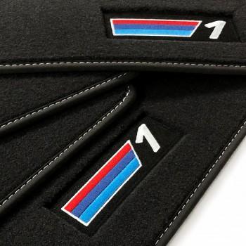 Tappetini BMW Serie 1 E87 5 porte (2004 - 2011) velluto M Competition