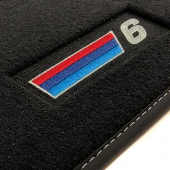 Tappetini BMW Serie 6 G32 Gran Turismo (2017 - adesso) velluto M Competition
