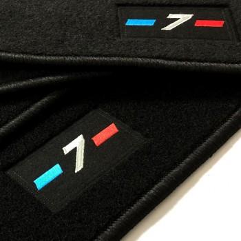 Tappetini BMW Serie 7 F01 corto (2009-2015) logo