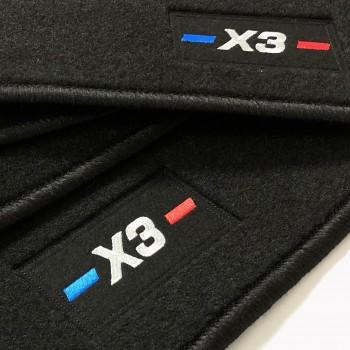Tappetini BMW X3 G01 (2017 - adesso) logo