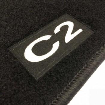 Tappetini Citroen C2 logo