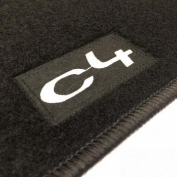 Tappetini Citroen C4 Cactus logo (2014-2018)