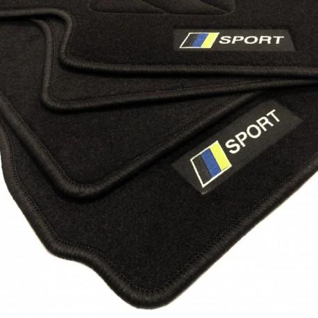 Tappetini bandiera Racing Ford EcoSport 2012-2016 (2012 - 2017)
