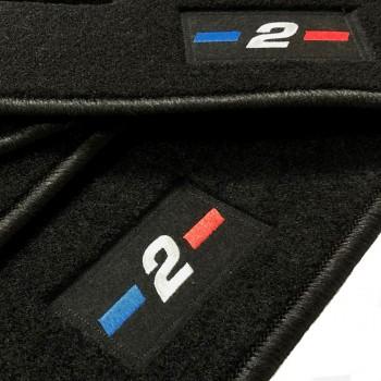 Tappetini BMW Serie 2 F46 7 posti (2015 - adesso) logo