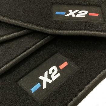 Tappetini logo BMW X2