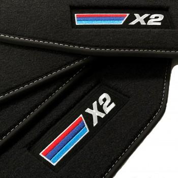 Tappetini velluto BMW X2