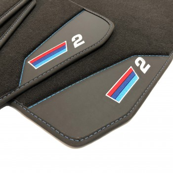 Tappetini auto BMW Serie 2 F46 7 posti (2015 - adesso)