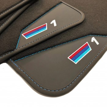 Tappetini auto BMW Serie 1 E81 3 porte (2007 - 2012)