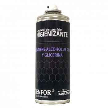 Spray igienizzante 400ml - pulizia della superficie, protegge il vostro