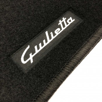 Tappetini Alfa Romeo Giulietta (2010 - 2014) logo