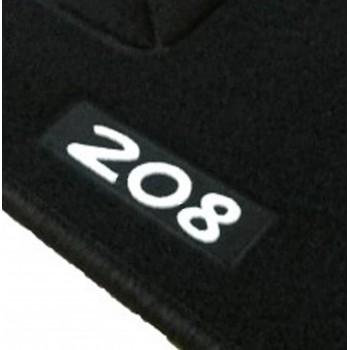 Tappetini Peugeot 208 logo