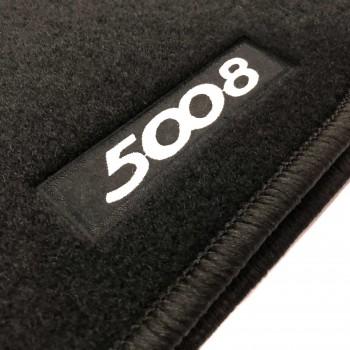 Tappetini Peugeot 5008 5 posti (2009 - 2017) logo