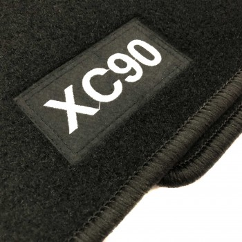 Tappetini Volvo XC90 7 posti (2002 - 2015) logo
