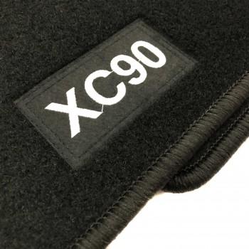 Tappetini Volvo XC90 7 posti (2015 - adesso) logo