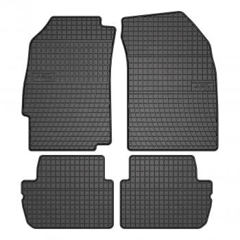 Tappetini Chevrolet Spark (2013 - 2015) gomma
