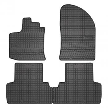 Tappetini Dacia Lodgy 5 posti (2012 - adesso) gomma