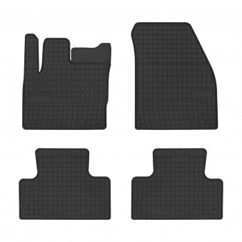 Tappetini Land Rover Range Rover Evoque (2011 - 2015) gomma