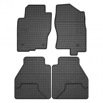 Tappetini Nissan Pathfinder (2005 - 2013) gomma