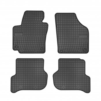 Tappetini Seat Altea XL (2006 - 2015) gomma