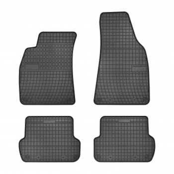 Tappetini Seat Exeo berlina (2009 - 2013) gomma