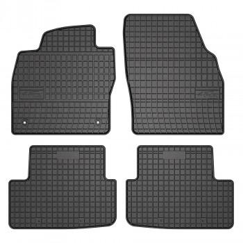 Tappetini Seat Ibiza 6F (2017 - adesso) gomma