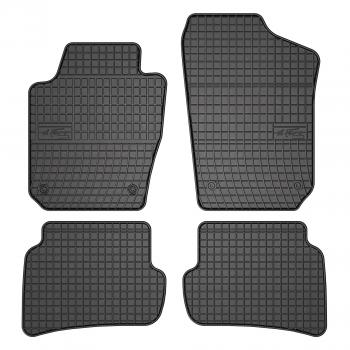 Tappetini Seat Ibiza 6J (2008 - 2016) gomma