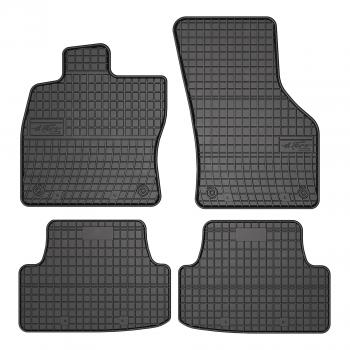 Tappetini Seat Leon MK3 (2012 - 2018) gomma